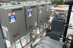 Rinnai Solar Hot Water