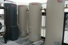 Rinnai Solar Installations