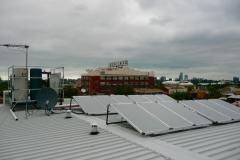 Rinnai Solar Panels