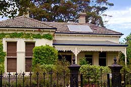 Residential Solar Heating Melbourne