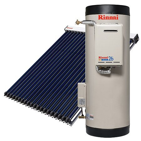 Rinnai Evacuated Tubes