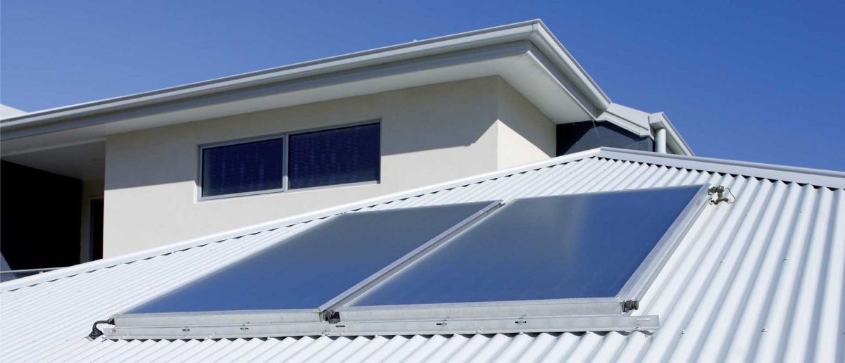 Split and Close Coupled Solar Hot Water Systems