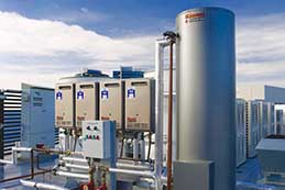 commercial hot water systems